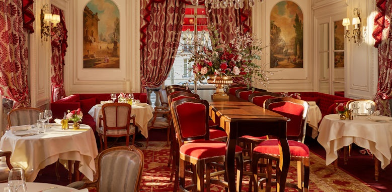 Hotel Raphael, Breakfast and dining room image