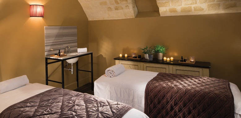 le saint hotel, spa