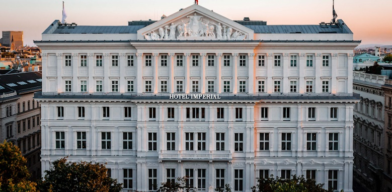 Hotel Imperial, a Luxury Collection Hotel, exterior