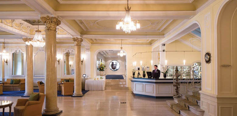Lindner Grand Hotel Beau Rivage, lobby
