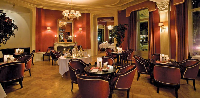 Lindner Grand Hotel Beau Rivage, bar