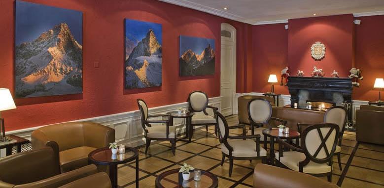 Grand Hotel Zermatterhof, bar