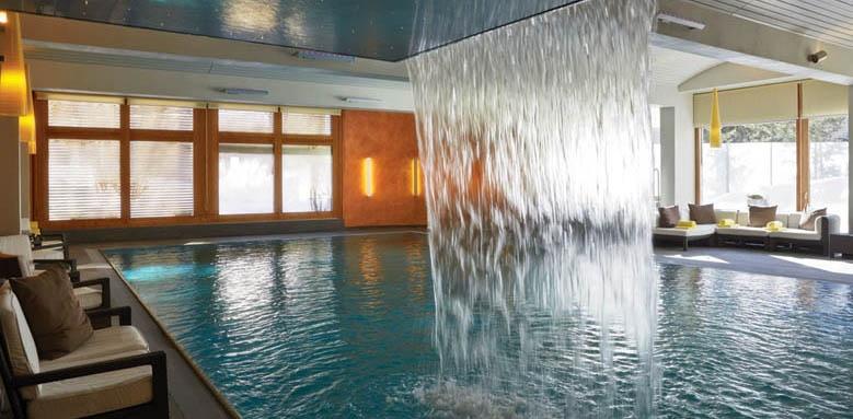 Grand Hotel Zermatterhof, pool