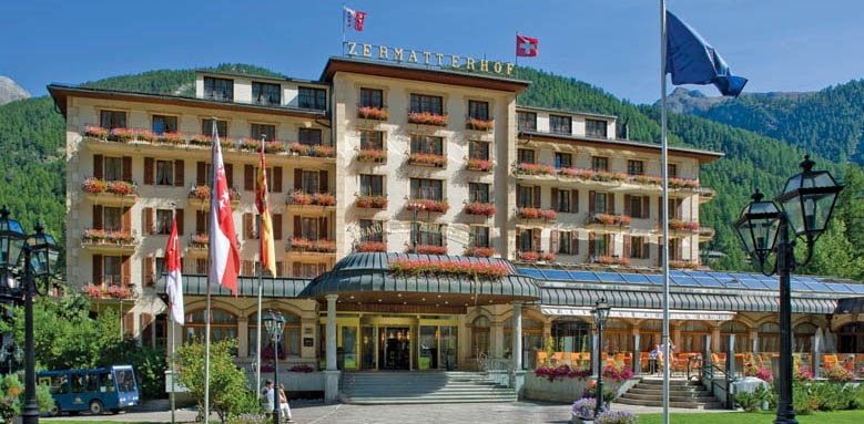 Grand Hotel Zermatterhof, main image