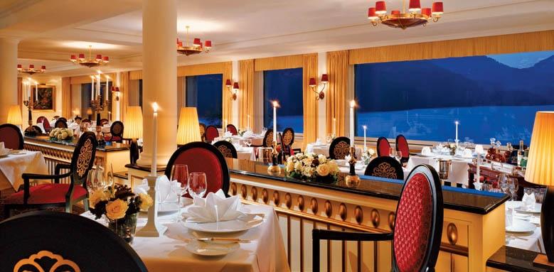 Schloss Fuschl, a Luxury Collection Resort & Spa, restaurant