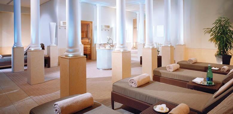 Schloss Fuschl, a Luxury Collection Resort & Spa, wellness area