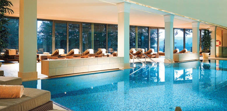 Schloss Fuschl, a Luxury Collection Resort & Spa, spa pool