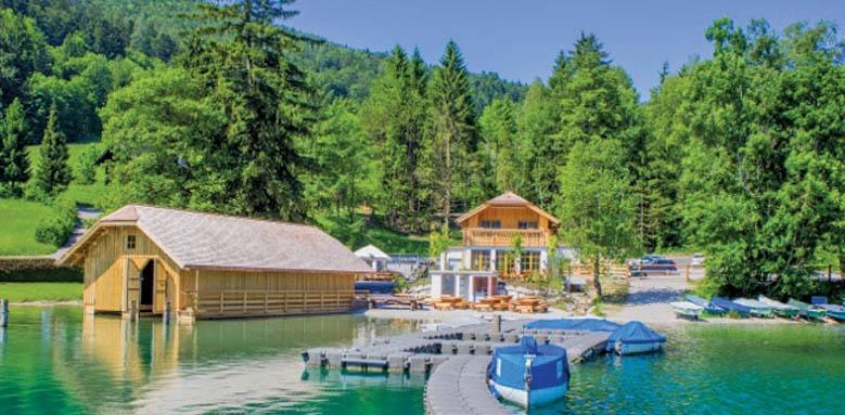 Schloss Fuschl, a Luxury Collection Resort & Spa, castle fishery