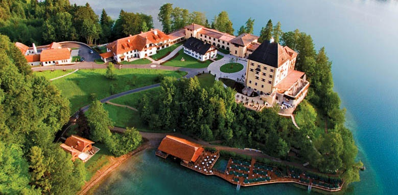 Schloss Fuschl, a Luxury Collection Resort & Spa, main image