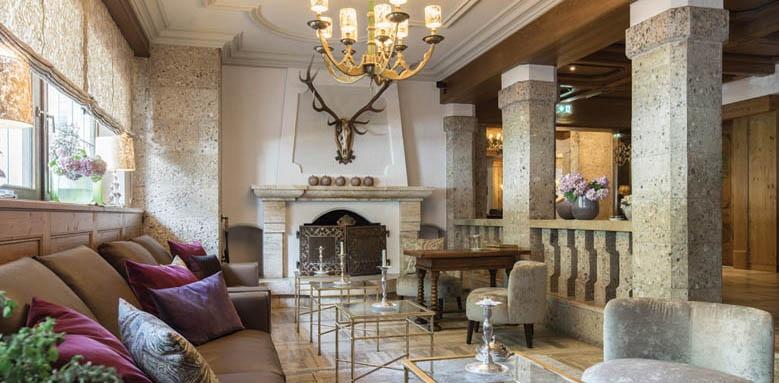 Elisabeth Hotel, lounge