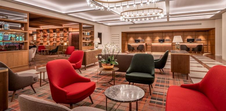 Sheraton Grand Salzburg, lobby
