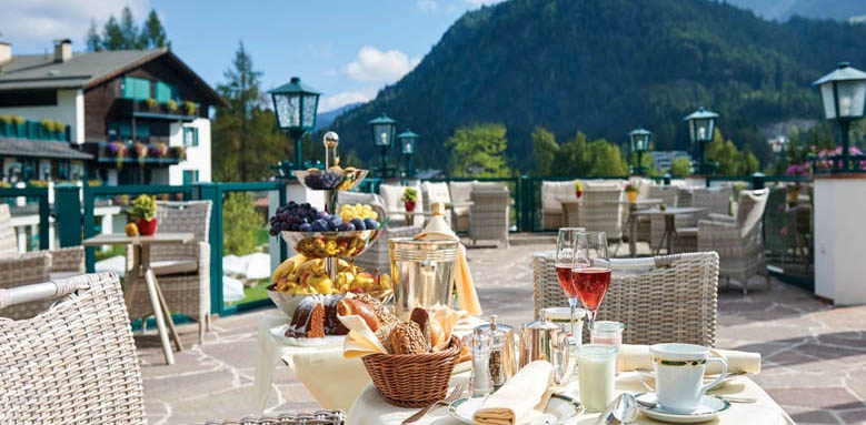 Astoria Relax & Spa Resort, terrace