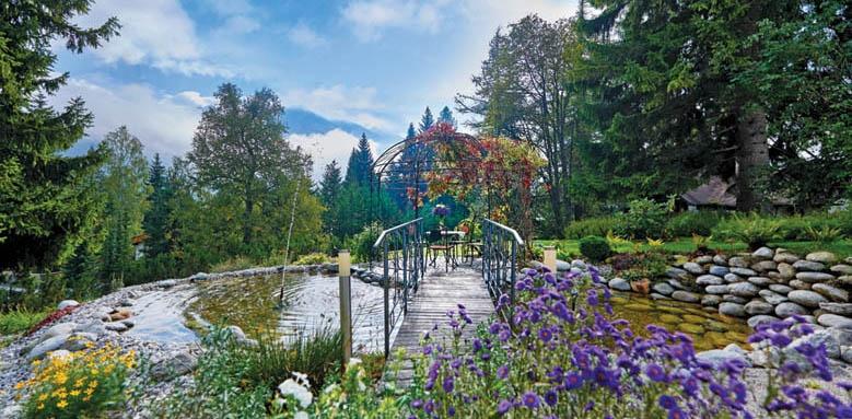 Astoria Relax & Spa Resort, garden