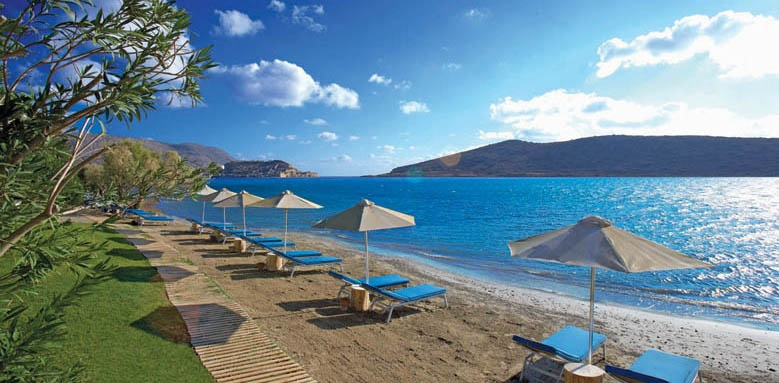 Domes of Elounda, beach