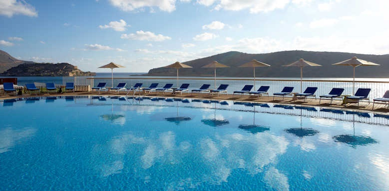 Domes of Elounda, pool