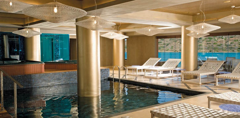 Domes of Elounda, indoor pool