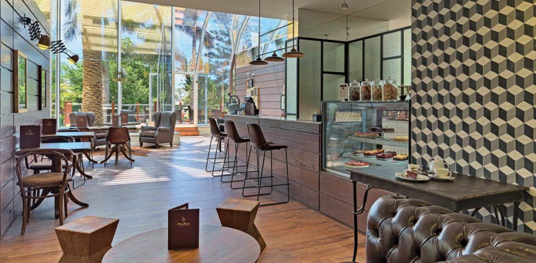 H10 Las Palmeras, coffee bar