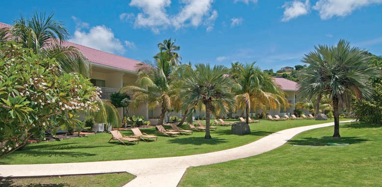 Radisson Grenada Beach Club, garden rooms