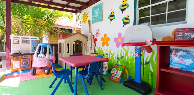 True Blue Bay Boutique Resort, Kids Club