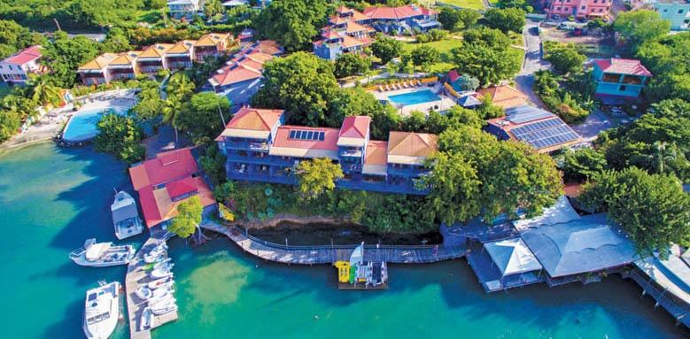 True Blue Bay Boutique Resort, overview