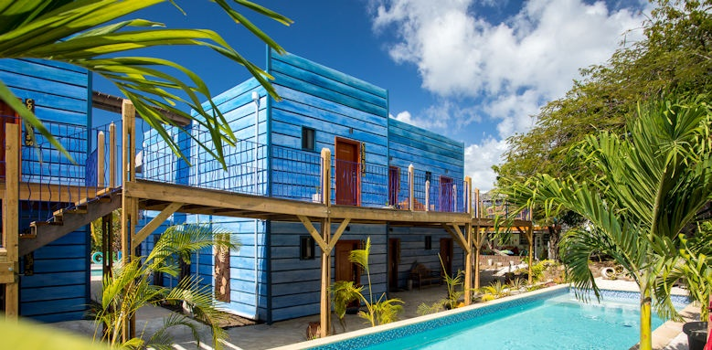True Blue Bay Boutique Resort, Cocoa Pods image