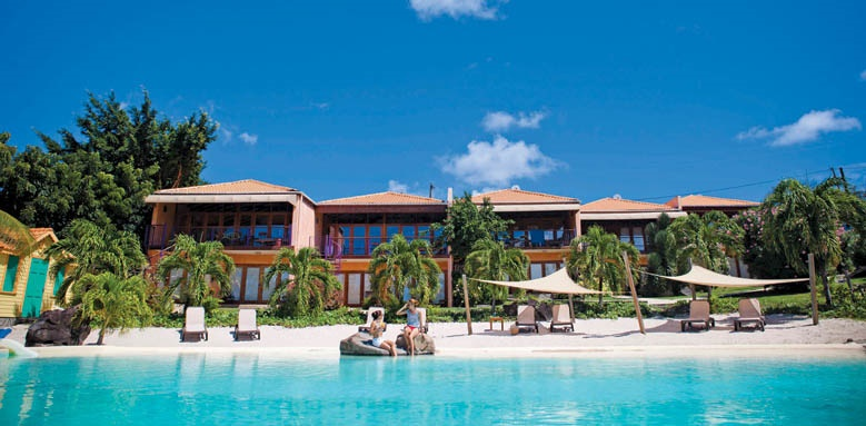 True Blue Bay Boutique Resort, main image