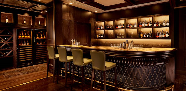 parklane, the grill room