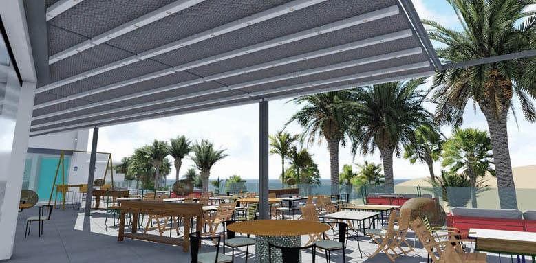 Sol Beach House Fuerteventura, restaurant