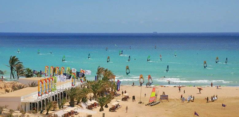 Sol Beach House Fuerteventura, beach