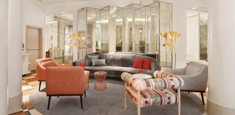 NH Collection Paseo del Prado, lobby