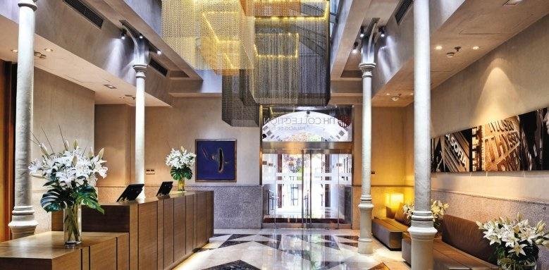 NH Collection Palacio de Tepa, lobby
