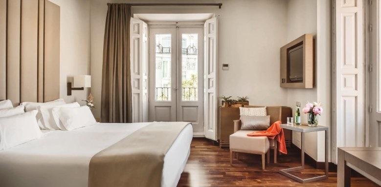 NH Collection Palacio de Tepa, deluxe room