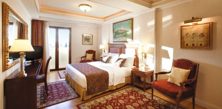 Electra Palace, presidential suite