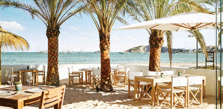 Nobu Hotel Ibiza Bay,  chamboa view