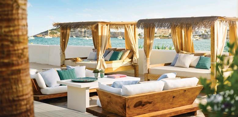 Nobu Hotel Ibiza Bay, pool cabana