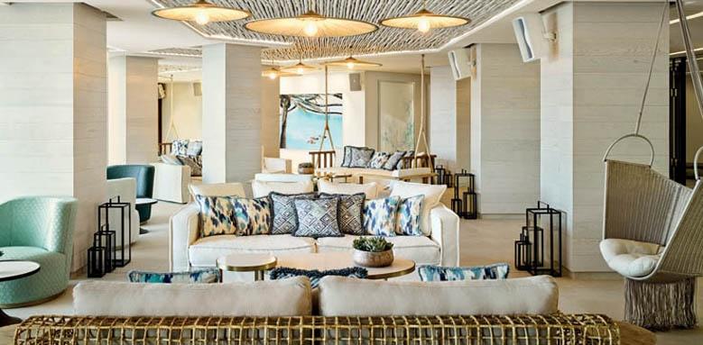 Nobu Hotel Ibiza Bay, lobby