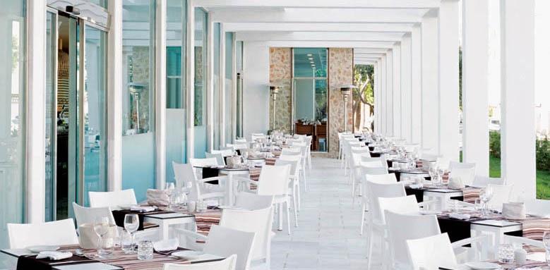 Mar Senses Puerto de Pollensa, restaurant terrace