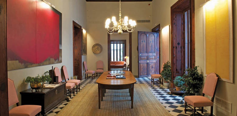 Boutique Hotel Can Cera, hall