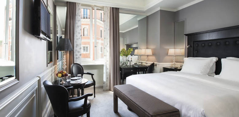 hassler roma, double room