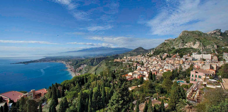 NH Collection Taormina, view