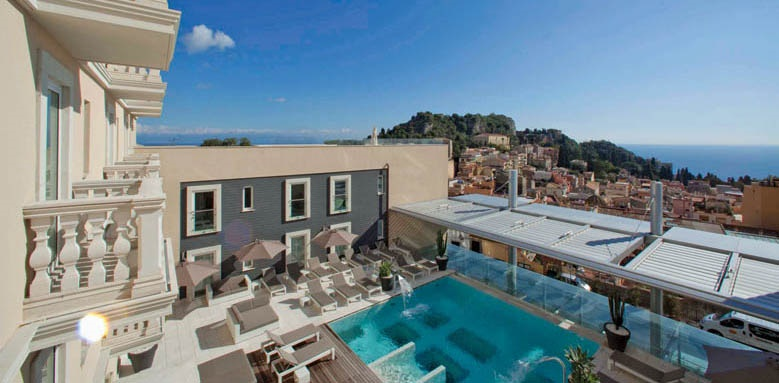 NH Collection Taormina, exterior