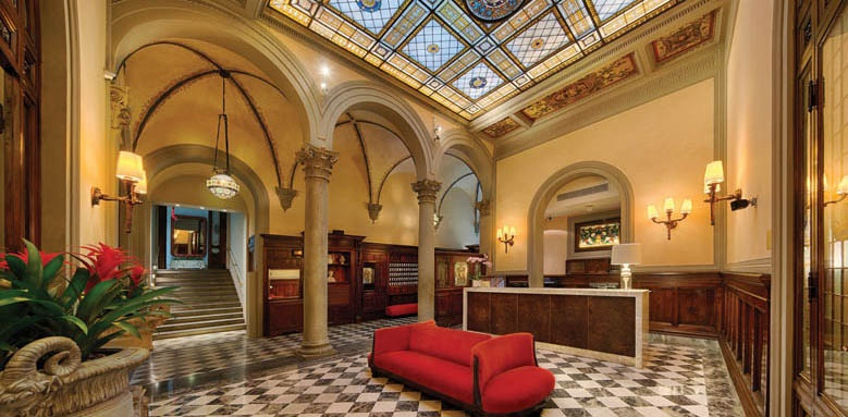 NH Collection Firenze Porta Rossa, lobby