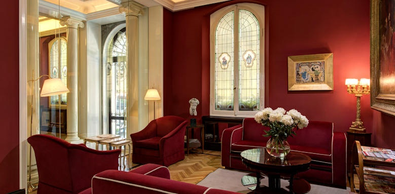 Hotel Regency, lounge