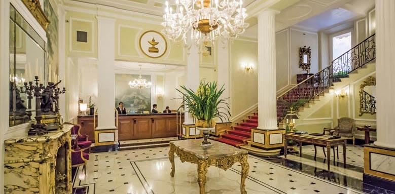 Grand Hotel Majestic Bologna, hall