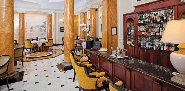 Grand Hotel Majestic Bologna, cafe