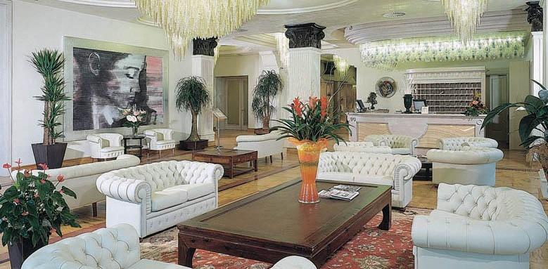 Palace Hotel, lounge