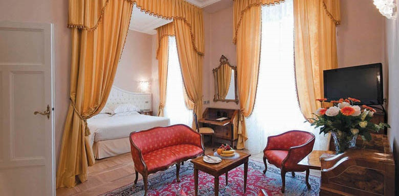 Grand Hotel Rimini, deluxe room