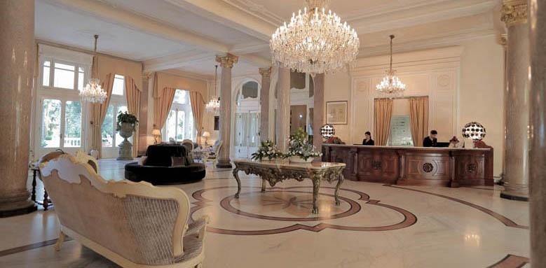 Grand Hotel Rimini, lobby