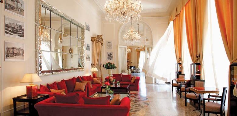 Grand Hotel Rimini, lounge