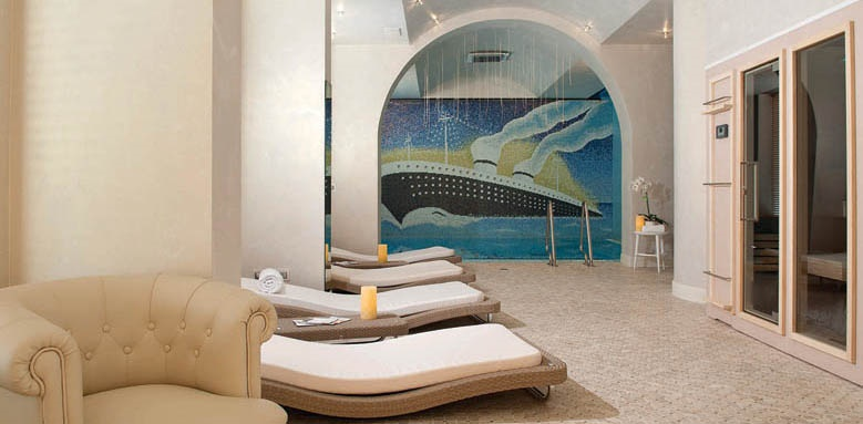 Grand Hotel Rimini, spa